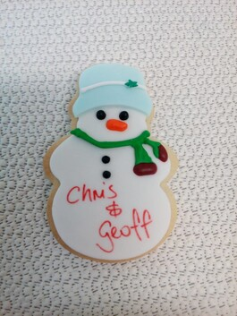Personalize cookies